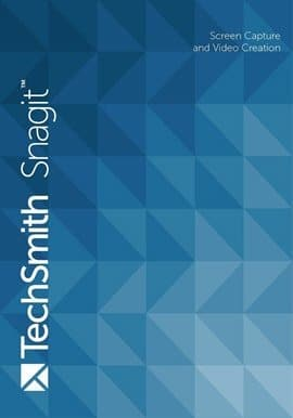 TechSmith Snagit 2019 cover